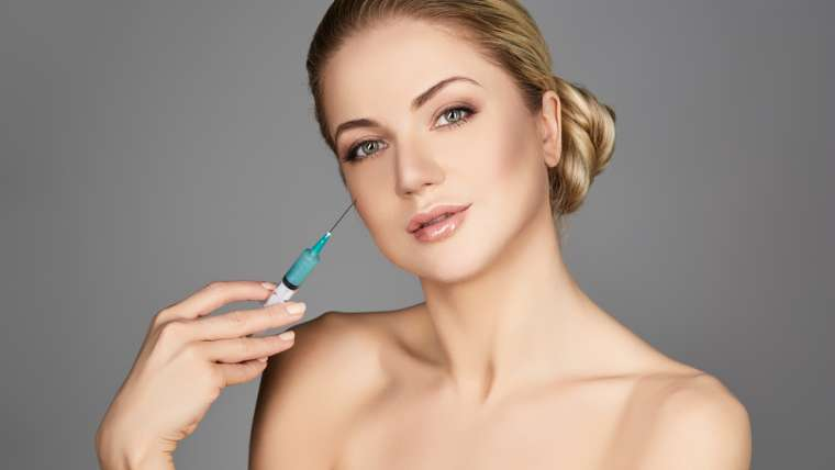 Self-injection of fillers